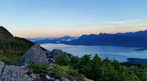 David Levin Blog - Mount Roberts sunset